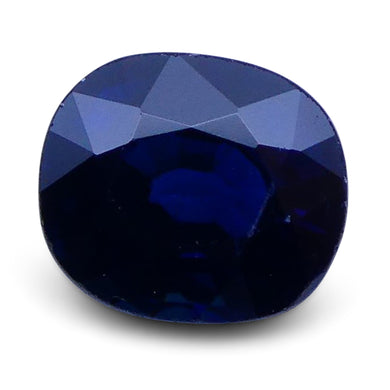 0.96 ct Oval Genuine Natural Blue Sapphire