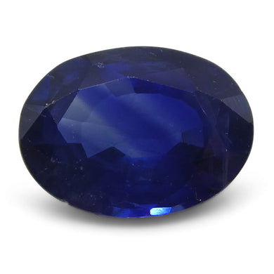 1.2 ct Oval Sapphire Thailand - Skyjems Wholesale Gemstones