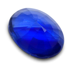 1.18 ct Oval Genuine Natural Blue Sapphire