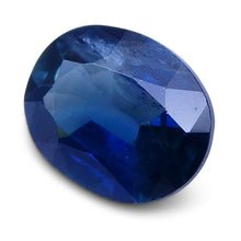 1.29 ct Oval Genuine Natural Blue Sapphire