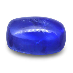 1.54 ct Cushion Sugarloaf Cabochon Sapphire - Skyjems Wholesale Gemstones