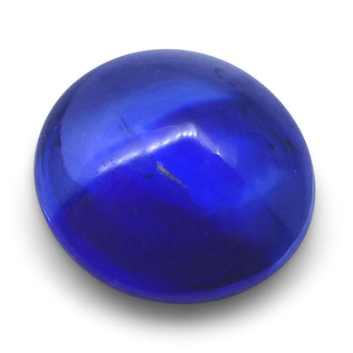 1.14 ct Round Sugarloaf Cabochon Sapphire - Skyjems Wholesale Gemstones