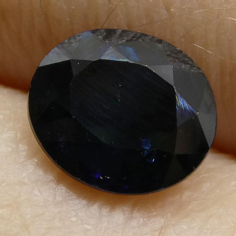 1.66 ct Oval Sapphire Thailand