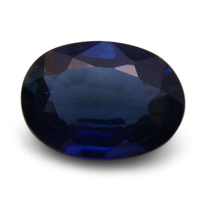 1.16 ct Oval Blue Sapphire - Skyjems Wholesale Gemstones