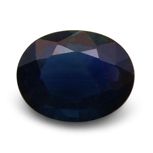 1.54 ct Oval  Blue Sapphire - Skyjems Wholesale Gemstones