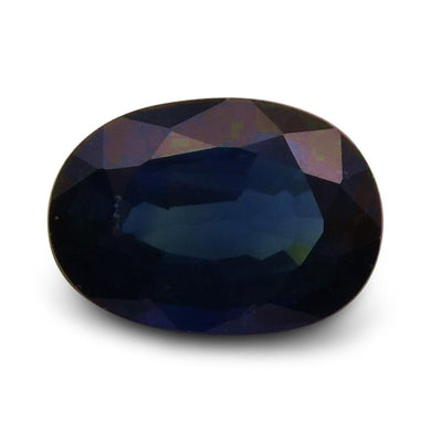 1.42 ct Oval  Blue Sapphire - Skyjems Wholesale Gemstones
