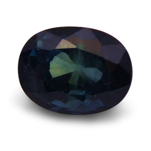 1.26 ct Oval  Blue Sapphire - Skyjems Wholesale Gemstones