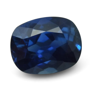 1.62 ct Cushion Sapphire CGL-GRS Certified - Skyjems Wholesale Gemstones