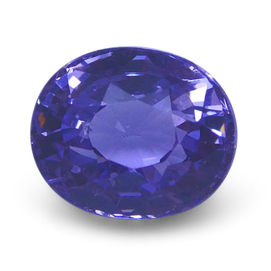 Spinel 1.32 cts 6.68x5.64x4.55mm Oval Violet  $160