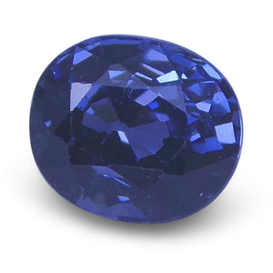 Spinel 1.12 cts 6.13x5.39x4.31mm Oval slightly bluish Violet  $130