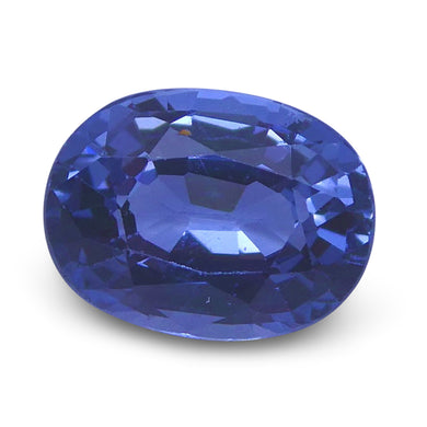 Spinel 1.41 cts 7.76x5.86x3.89mm Oval very slightly bluish Violet  $170