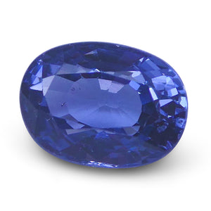 Spinel 1.12 cts 6.88x5.11x3.73mm Oval slightly bluish Violet  $130