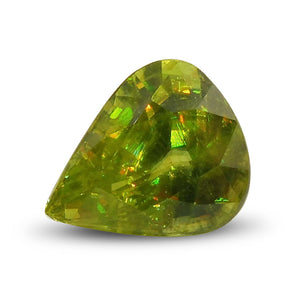 Sphene 2.19 cts  Pear Green  $90