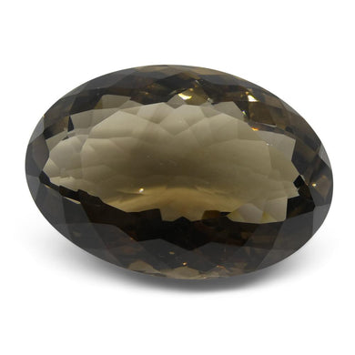 169.77ct Smoky Quartz Oval