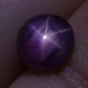 1.80 ct Star Ruby Oval Cabochon