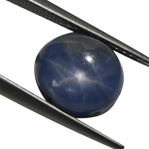 6.30 ct Oval Star Sapphire