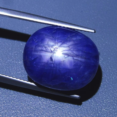 23.13 ct Oval Sapphire - Skyjems Wholesale Gemstones