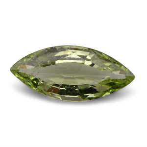2.71 ct Marquise Green Grossularite / Tsavorite Garnet - Skyjems Wholesale Gemstones