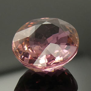 3.20ct Oval Pink Tourmaline - Skyjems Wholesale Gemstones
