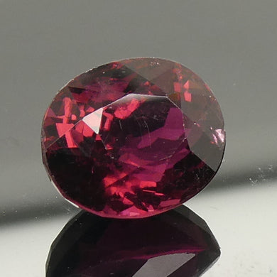 3.83ct Oval Pink Tourmaline - Skyjems Wholesale Gemstones