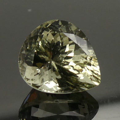 2.85ct Pear Green Tourmaline - Skyjems Wholesale Gemstones