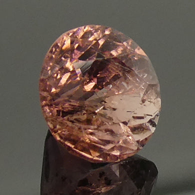 1.59ct Round Pink Tourmaline - Skyjems Wholesale Gemstones