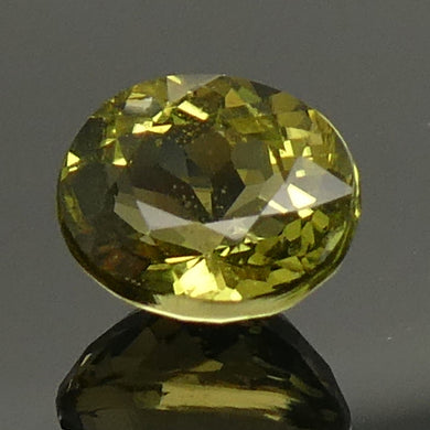 0.94ct Oval Green Tourmaline