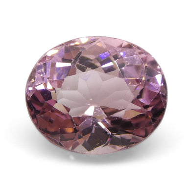 2.70ct Oval Pink Tourmaline - Skyjems Wholesale Gemstones