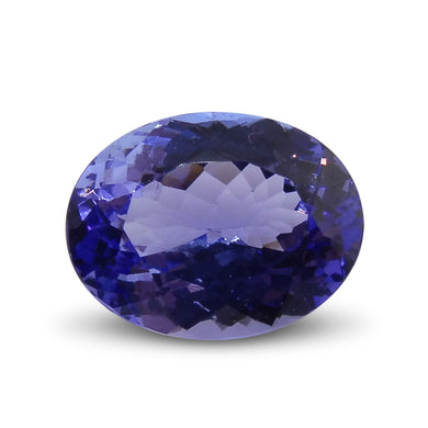 3.76 ct Oval Tanzanite