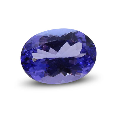 2.28 ct Oval Tanzanite