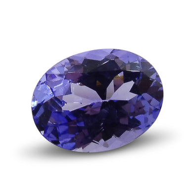 2.09 ct Oval Tanzanite - Skyjems Wholesale Gemstones