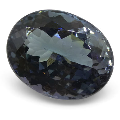 4.94ct Tanzanite Oval - Skyjems Wholesale Gemstones