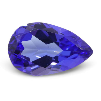 2.12ct Pear Tanzanite - Skyjems Wholesale Gemstones