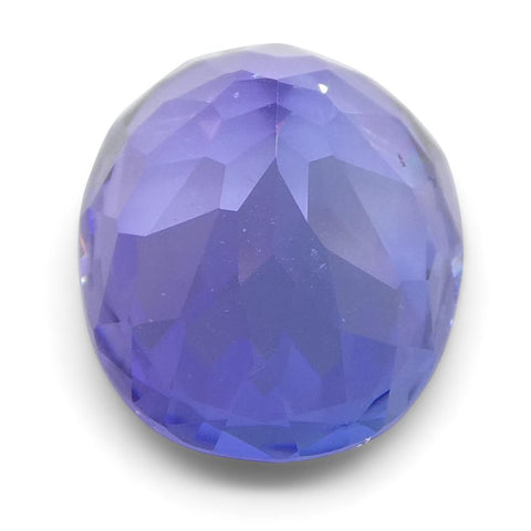 4.53ct Oval Tanzanite