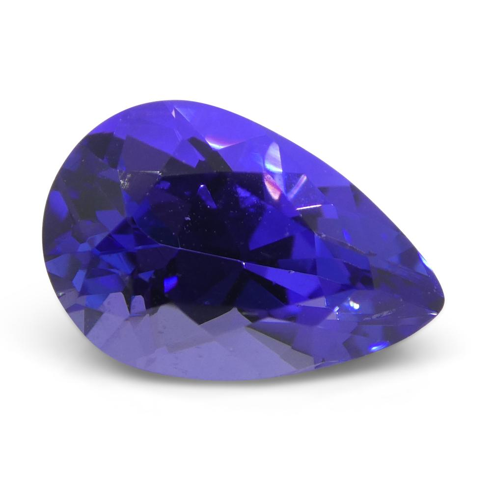 2.26ct Pear Tanzanite