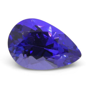 2.26ct Pear Tanzanite - Skyjems Wholesale Gemstones
