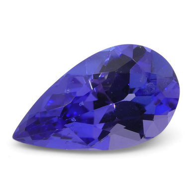 3.00ct Pear Tanzanite - Skyjems Wholesale Gemstones