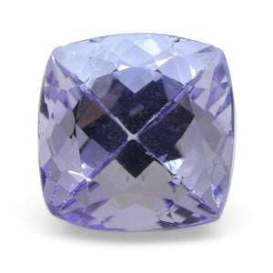 2.23ct Cushion Tanzanite - Skyjems Wholesale Gemstones