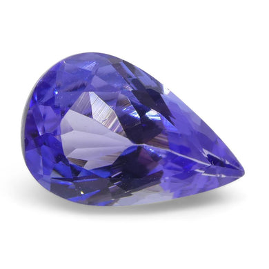 2.40ct Pear Tanzanite - Skyjems Wholesale Gemstones