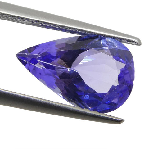 2.40ct Pear Tanzanite