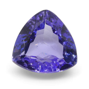 2.30ct Trillion Tanzanite - Skyjems Wholesale Gemstones