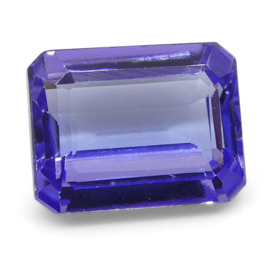 2.51ct Emerald Cut Tanzanite - Skyjems Wholesale Gemstones