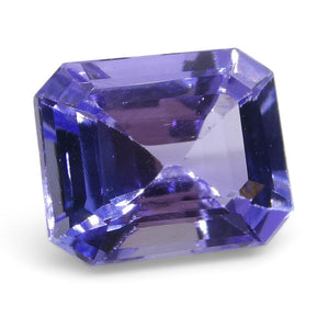 2.68ct Emerald Cut Tanzanite - Skyjems Wholesale Gemstones