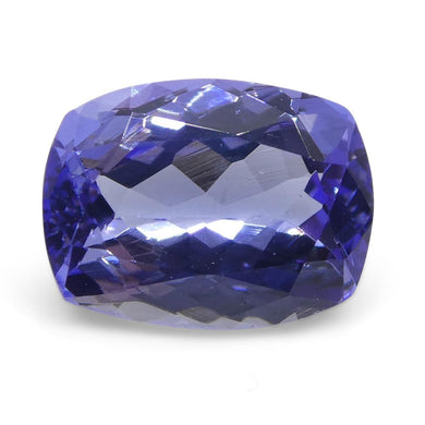 2.17ct Cushion Tanzanite