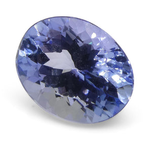 2.03ct Oval Tanzanite - Skyjems Wholesale Gemstones