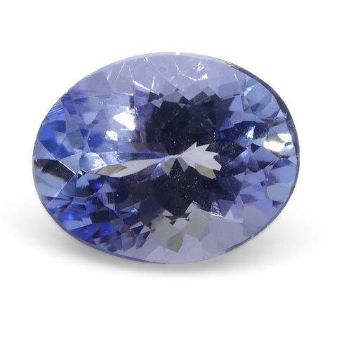 2.03ct Oval Tanzanite