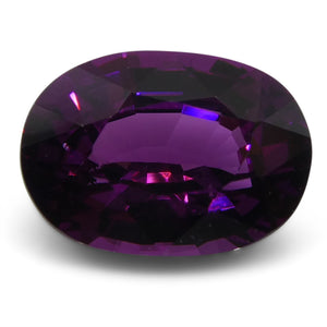 Rhodolite Garnet 1.66 cts 7.93x5.67x3.97mm Oval Purple  $250