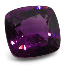 2.01 ct Rhodolite Garnet Cushion Fine Purple (Umbalite)