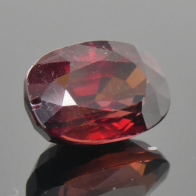 1.90ct Cushion Orange Zircon - Skyjems Wholesale Gemstones