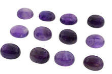AMETHYST 313cts 62st 12x10mm Cabochon/Cab Oval WHOLESALE LOT